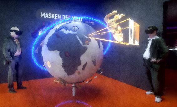 Virtuelle Welt